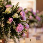 Hochzeitsdekoaration, Juni 2016